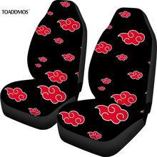 Чехол для переднего сиденья автомобиля toaddmos с аниме Наруто