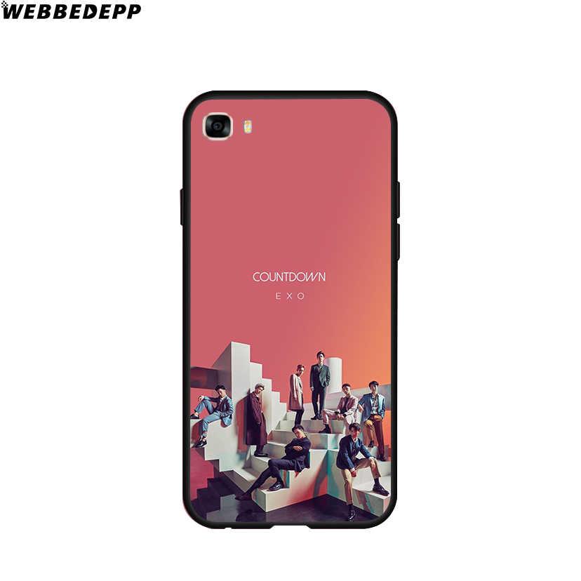 Exo K Pop Baekhyun Soft for Samsung Galaxy J8 J6 J4 Plus Prime J4 A2 Core J7 Duo Silicone