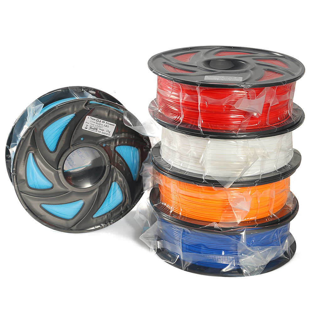 3d Printer Alat Pengekstrusi Filament 1Kg 1.75 Mm PLA Filamen Bahan Percetakan