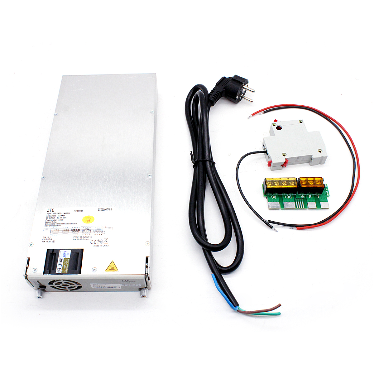 Power Supply For ZVS  Induction Heater Heating Machine 3000W 48V