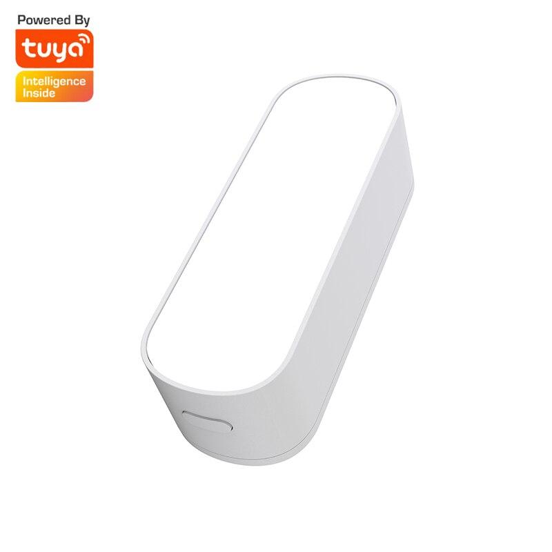 1pc mais novo zigbee inteligente sensor de luz sem fio brilho sensor de detecção de iluminação inteligente vida inteligente app iluminação sensor