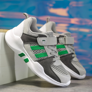 Image 4 - ילדים ריצת סניקרס קיץ ילדי ספורט נעלי Infantil ילד סל הנעלה קל משקל לנשימה