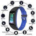 Цветные часы шагомер для сна водонепроницаемый мониторинг сердечного ритма кровяного давления  чтобы напоминать умные часы женские