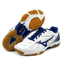 Оригинальная обувь для волейбола Mizuno с молнией; Мужская и женская спортивная обувь на подушке; дышащие Нескользящие кроссовки для дома; Tenis Voleibol