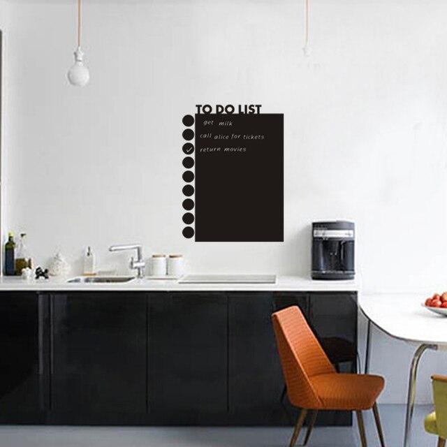 To Do List Blackboard Sticker 4