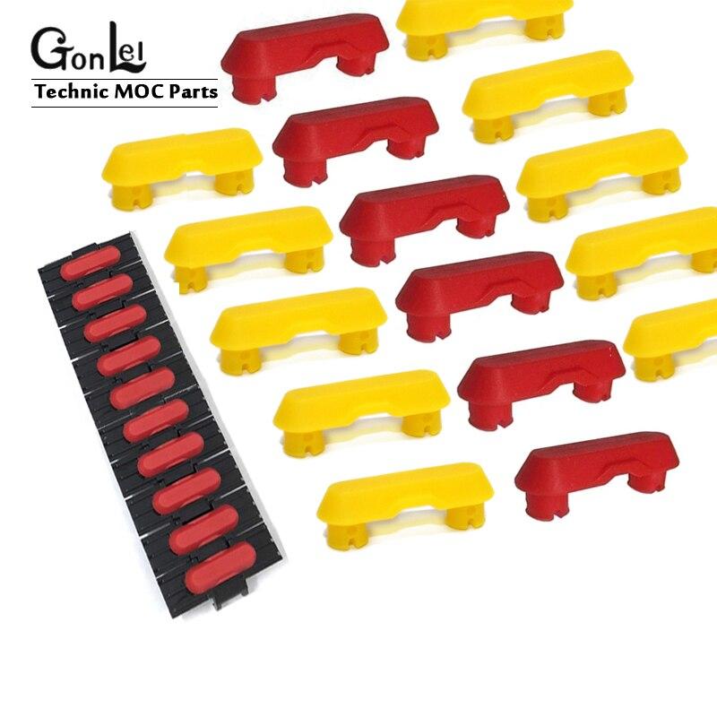 Lego technic chain tread DkStone 57518//50 pieces//8996 8275 8043 7632 8294...