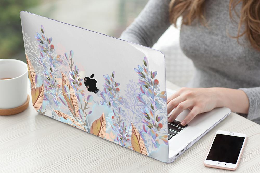 Floral Case for MacBook 194
