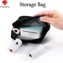 Storage-Bag Thermal-Printer Phomemo Suitable-For Paper-Roll Pro M110/M02