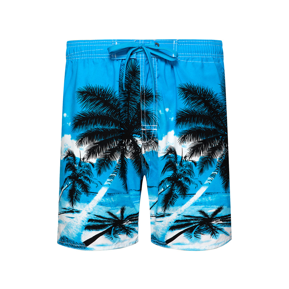 Mens   Board     Shorts   Beach   Short   Pants New Style Printed Quick-Dry Travel Surfing Large Size   Shorts   for Mens   Shorts   Beach