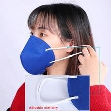 цена на 1/2/5/10/15/20 pcs Anti Pollution PM2.5 Mouth Mask Dust Respirator Washable Reusable Mask Cotton Unisex Mouth Muffle Mask