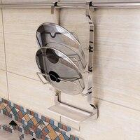 Original Kitchen Storage Under Shelf Wire Rack Cabinet Basket Iron Storage Tableware Cup Organizer Holder Stand Kitchen Tools