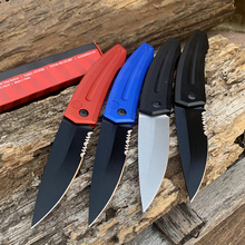 Kershaw 7200 Survival Knives Aluminum Alloy Handle CPM154 Blade edc Tactical  Hunting 4 types tool стоимость