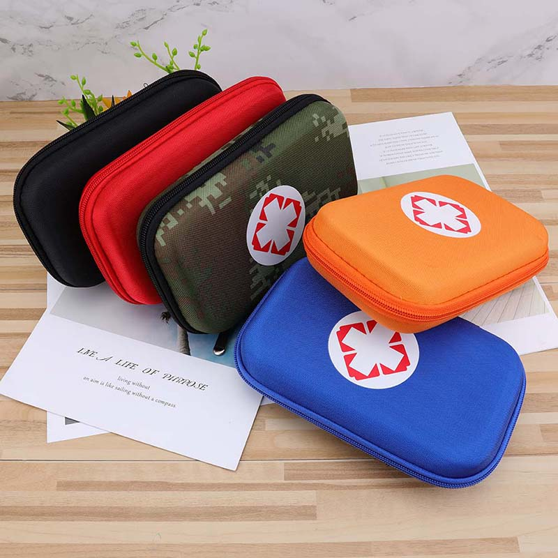 Camouflage First Aid Kit Waterproof Bag Person Portable Outdoor Travel Drug Pack Security Emergency Kits Medical Treatment