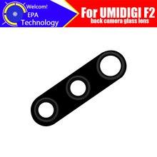 UMIDIGI F2 חזרה מצלמה עדשת 100% מקורי אחורי עדשת המצלמה זכוכית אביזרי עבור UMIDIGI F2 טלפון