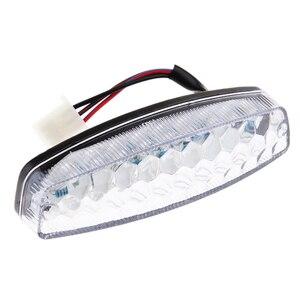 Image 2 - 1 Chiếc Đèn LED Đa Năng Sau Đèn Đuôi Xe Máy LED Tín Hiệu Đèn Chỉ Báo Dành Cho Xe Yamaha Suzuki Honda ATV Quad kart V. V...