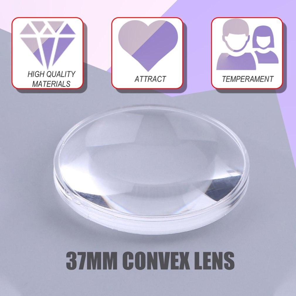 Диаметр 37 мм выпуклая линза стекло для Google Cardboard Виртуальная реальность VR бренд