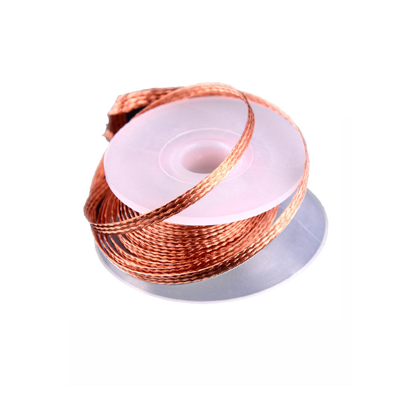 Solder Wick 2/2.5/3.5mm 1.5M Desoldering Braid Solder Remover Wick Wire Welding Solder Repair High-Efficiency Tool