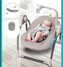 Детское Электрическое Кресло Качалка удобная детская кресло
