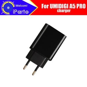 Image 1 - UMIDIGI A5 PRO şarj 100% orijinal yeni resmi hızlı şarj adaptörü aksesuarları UMIDIGI A5 PRO cep telefonu