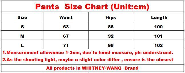 pants size