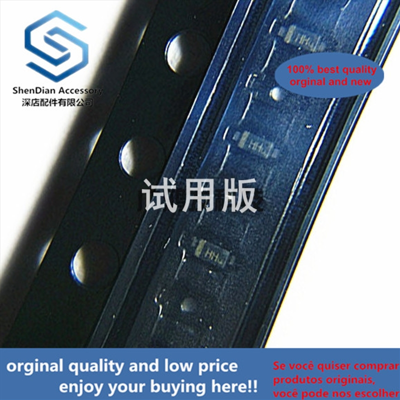 10pcs 100% Orginal New BB659C E7902 Varactor Diode Silkscreen HH SOD-523 0603