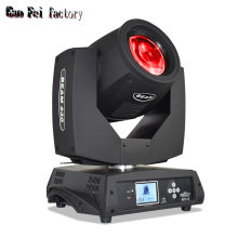 Lyre Beam 7R Sharpy 230W Moving Head Stage Effect Light 16Channels DMX512 Rotating 8+16Prism DJ Mobile Lamp