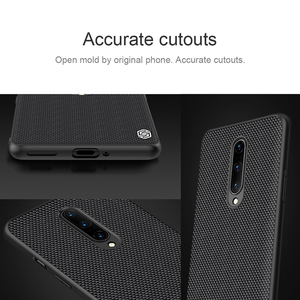 Image 5 - For OnePlus 8 Case NILLKIN Textured Nylon Fiber Case Thin and Light protector Back Cover For OnePlus 8 Pro Case