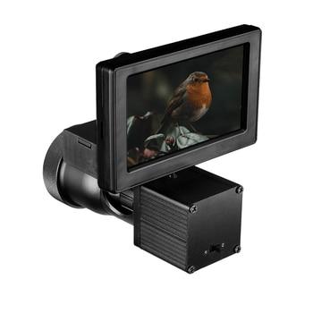 Fire Wolf Night Vision HD 1080P 4.3 Inch Display Siamese Scope Video Cameras Infrared illuminator Riflescope Hunting Optical 2