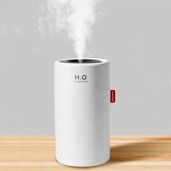 Humidificador de aire inalámbrico USB, difusor de Aroma portátil, batería de 2000mAh,...