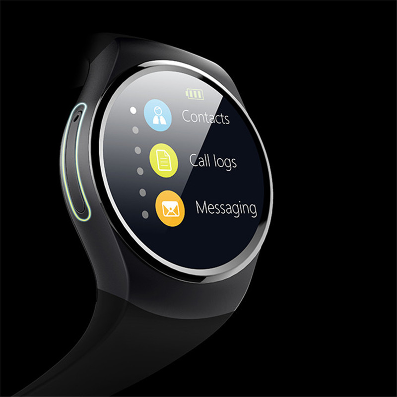 Business KOSPET KW18 Bluetooth smartwatch with full screen Support SIM and SD card available in ios Android for men and women 1