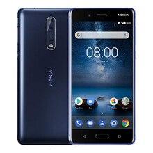 New Original EU Version Nokia 8 Ta-1012 Mobile Phone 4GB RAM