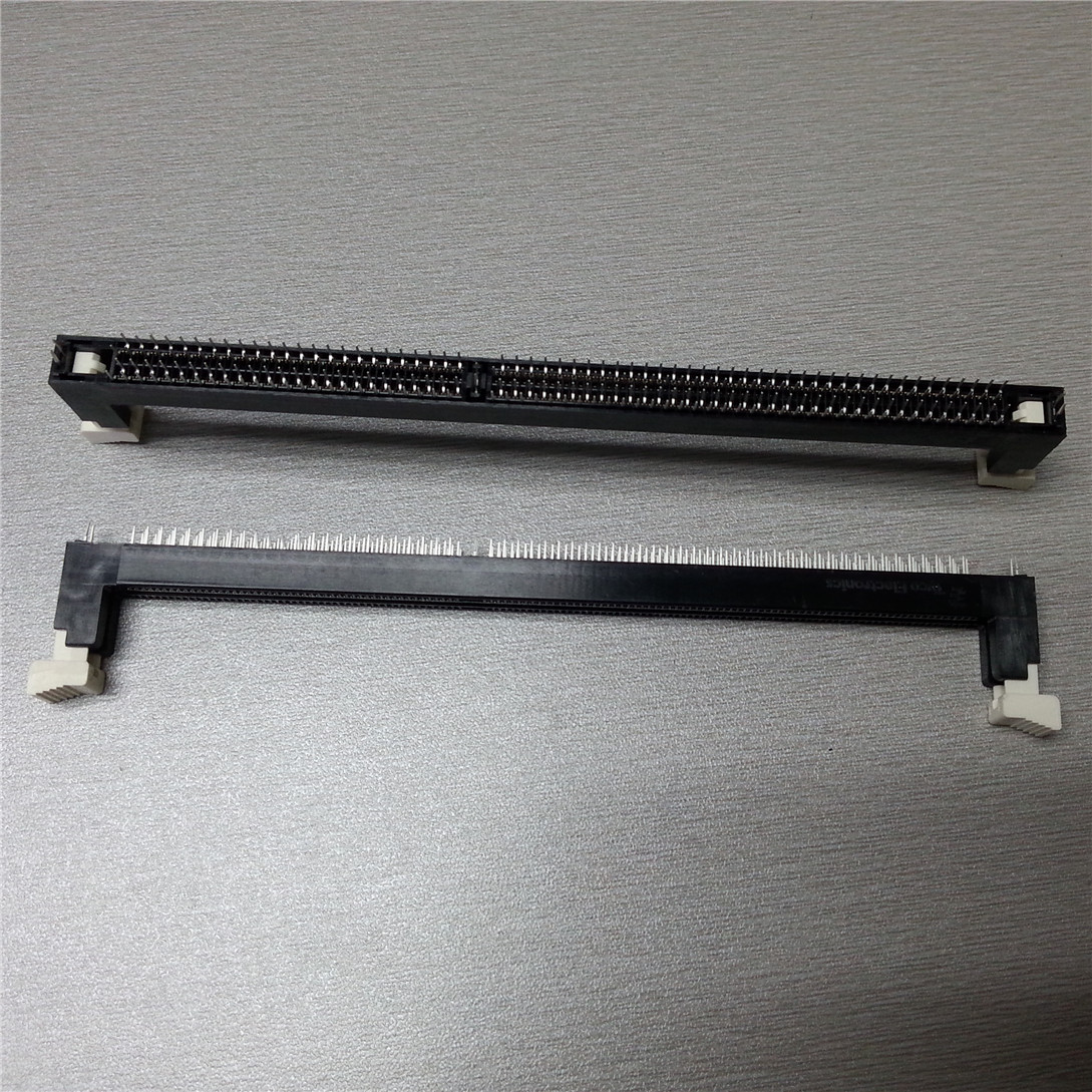 New Desktop Computer DDR3 Memory Card Slot 1.5V 240Pin Socket Motherboard Repair Replacement Jack