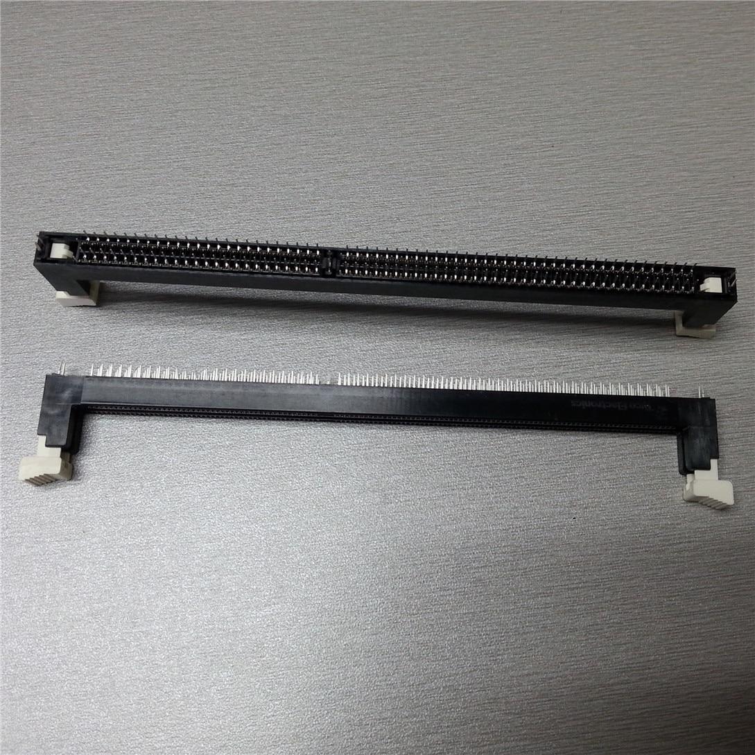 New Desktop Computer DDR3 Memory Card Slot 1.5V 240Pin Socket Motherboard Repair Replacement Jack