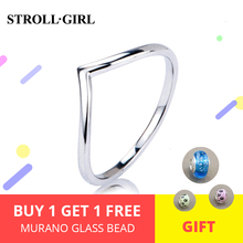 2017 New Arrival Hot rings for women 925 Sterling silver for Geometric triangle ring triangle jewelry ring for women gifts
