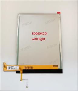 Image 3 - ED060XCD 100% new eink LCD Display screen with backlight no touch for ebook readers free shipping
