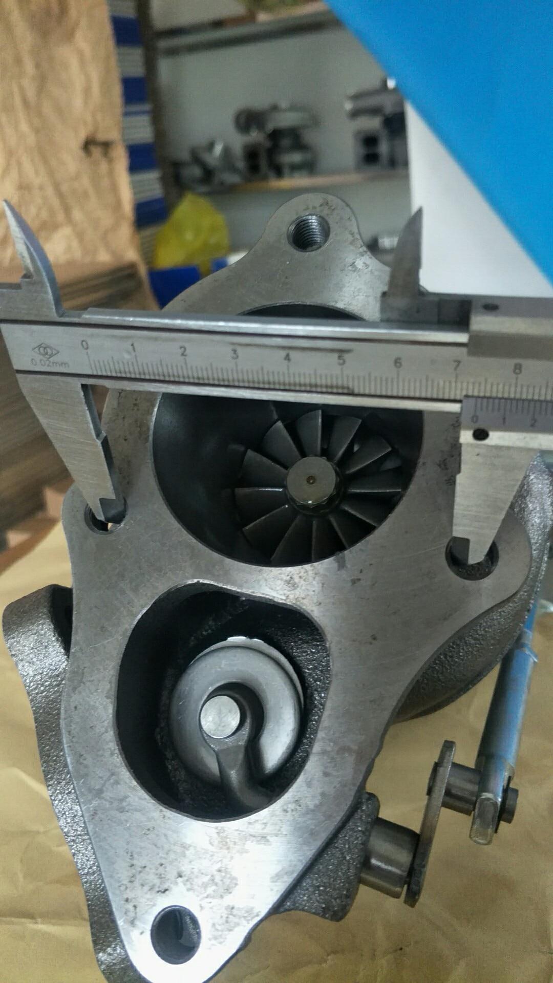 Talon 2.0DOHC 4G63 4G63t turbocompressor