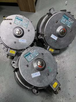 M2.105.3061 Heidelberg Geared Motor Alcolor +lackwerk Original and Used For Heidelberg Offset Spare Parts