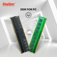 KingSpec-RAM DDR3 ordinateur de bureau de mémoire, 4 go, 8 go, 1600 Mhz, mémoire ram DDR3 ordinateur de bureau, 8 go, 4 go