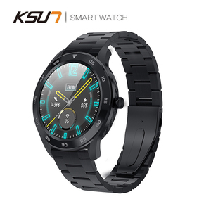Image 2 - KSR909 Smart Watch Full Screen Touch IP68 Waterproof ECG Detection Changeable Dials Smartwatch Fitness Tracker Smart Bracelet