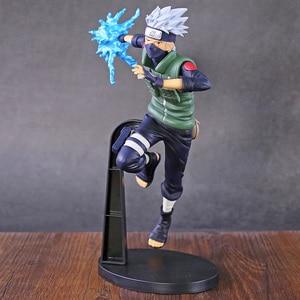 Image 1 - Naruto Shippuden Vibration Stars Hatake Kakashi Lightning Cutter Ver. Figura de PVC, figura coleccionable, modelo de juguete