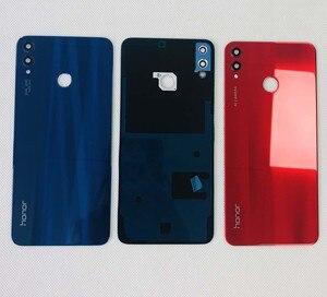 """Image 2 - Ban Đầu Mới Cho 6.5 """"Huawei Honor 8X 3D Lưng Kính Pin Nhà Ở + Kính Cường Lực + Tặng Khung Máy Ảnh + Miếng Dán JSN L2, JSN L42 Jsn"""