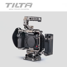 Camera Cage TILTA PANASONIN Micrphone W/cold-Shoe-Mount for S1 S1h/S1r/Dslr-camera Flash-Light
