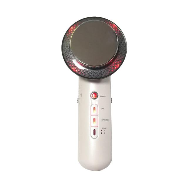 Body Massager Slimming Gel RF Infrared Ultrasound EMS Cavitation Machine Fat Burner Breast Lift Beauty Bar Weight Loss 4