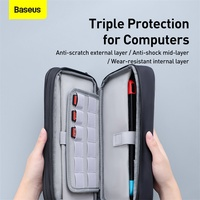 Baseus Switch Storage Bag for Nintend Switch Travel Carrying Bag Screen Protector Case Game Accessories Waterproof Bags