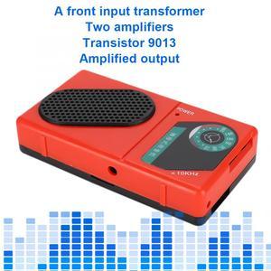 Image 5 - 3V 14dB שש צינור AM S66E רדיו קלאסי מעגל רכיבים אלקטרוניים DIY ייצור ערכת עם 5mm радиоприемник