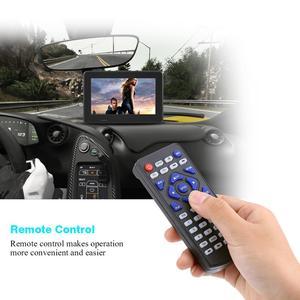 Image 2 - LEADSTAR Màn Hình LCD 7Inch ATSC Xe Truyền Hình Kỹ Thuật Số Đài FM 1080P Stereo Độ Nhạy Cao Truyền Hình Kỹ Thuật Số Cho Phích Cắm US