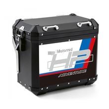 รูปลอกรถจักรยานยนต์ด้านข้างกล่องสติกเกอร์สำหรับGSผจญภัยMotorrad HP F750GS 850GS R1250GS ADV