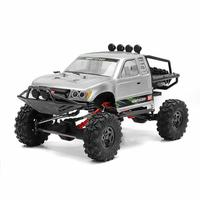 Remo Hobby 1093 ST 1/10 2.4G 4WD Waterproof Brushed Rc Car Off road Rock Crawler Trail Rigs Truck RTR Toy