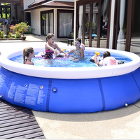 large swimming pool adult inflatable pool giant family garden water play pool kids summer play swimming pool piscine