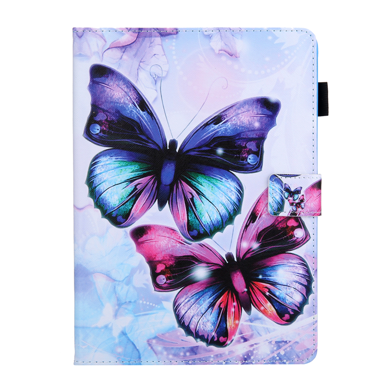R Ivory Tablet Cover For Apple IPad Air 4 10 9 inch 2020 Cartoon Leather Case For Ipad